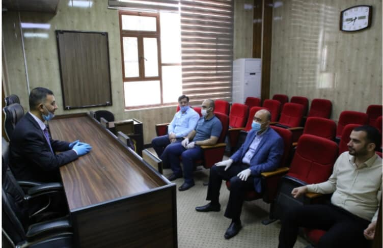 Reality of E-Learning in Graduate Studies a Workshop in College of Arts