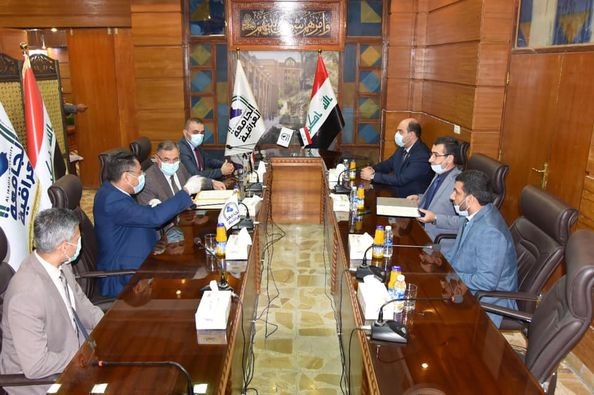 Al-Iraqia University Signs a Scientific Cooperation Agreement