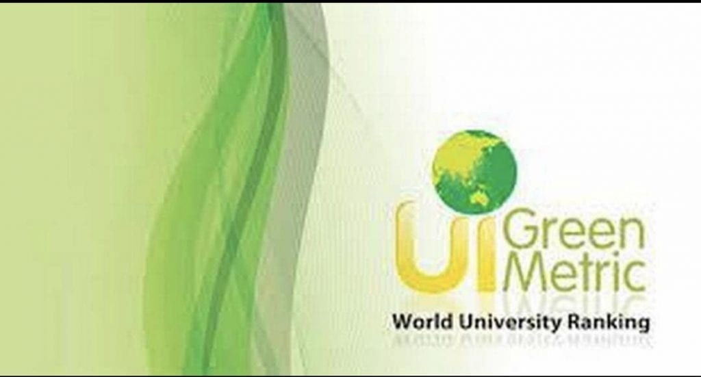 Al- Iraqia University Enters UI Green Metric Classification for International Universities