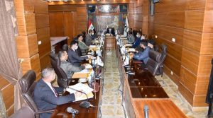 Council of Al-Iraqia University Holds its Fourth Session